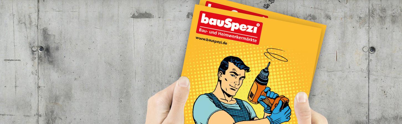bauSpezi Baumarkt Katalog 2021